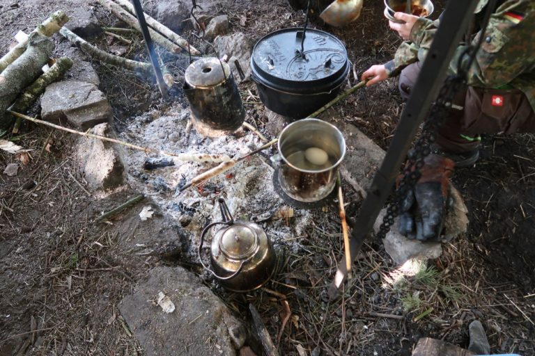 Bushcraft North Survial Kurs